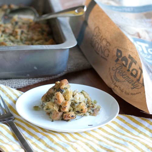 Potato Rosemary Stuffing